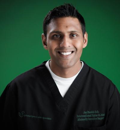 Dr Jay Parekh